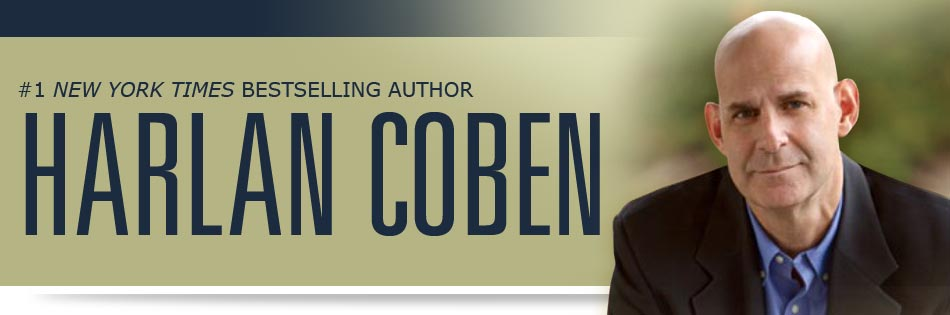 Official Harlan Coben website