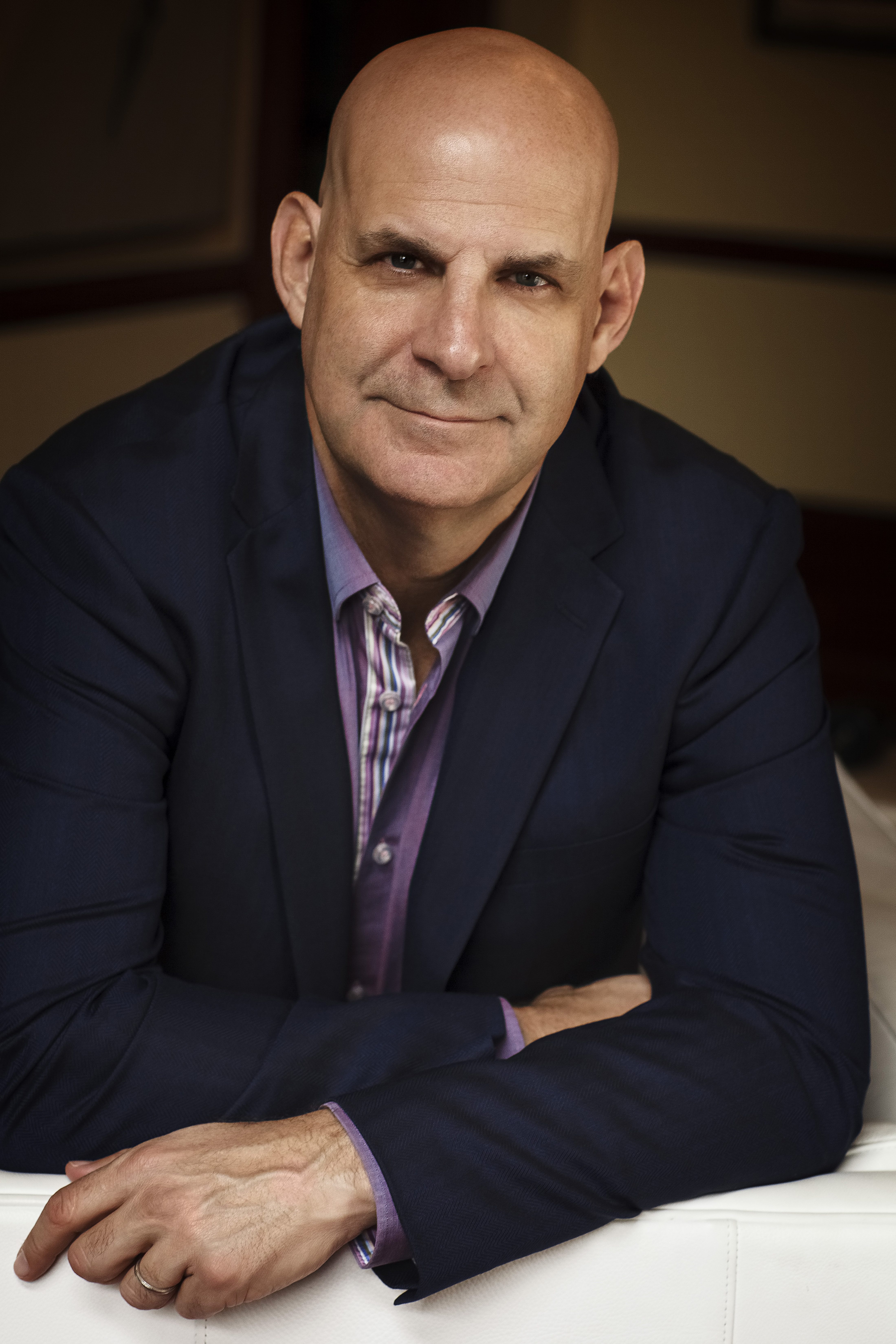 Press Room - Harlan Coben