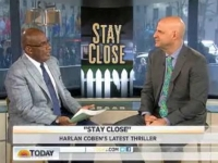 Harlan with Al Roker on the TODAY Show