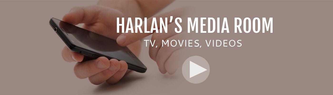 Harlan Coben Media