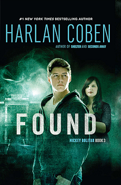Image result for found harlan coben