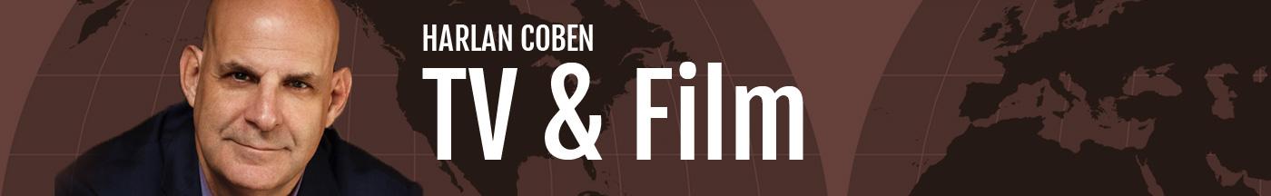 Harlan Coben TV and Film