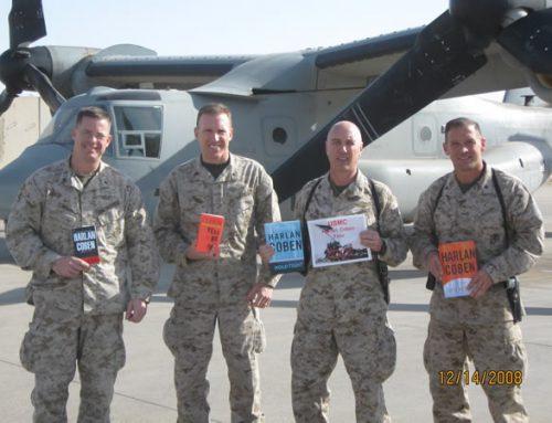 Marines at Al Asad base in Iraq. Semper Fi!