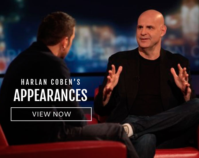 Harlan Coben Appearances