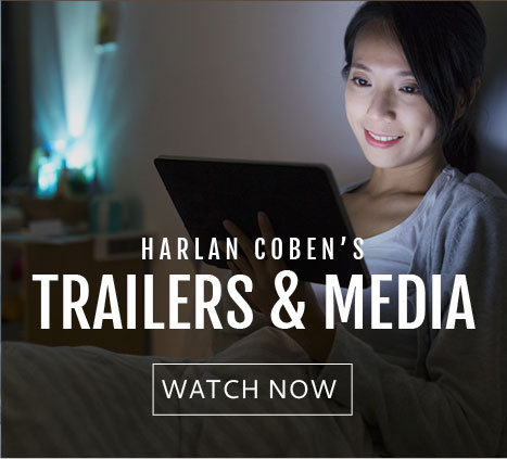 Harlan Coben Trailers and Media