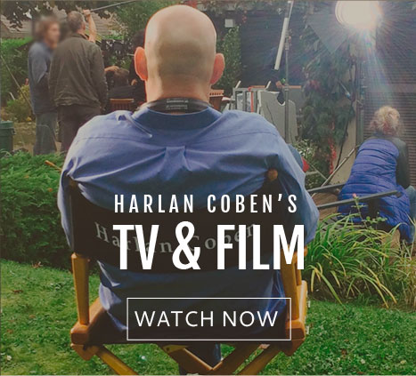 Harlan Coben TV and Film