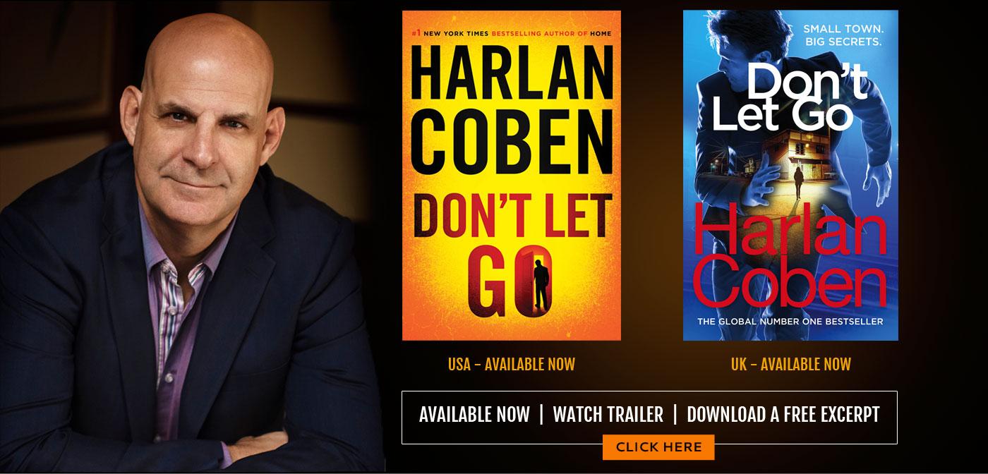 Harlan Coben Official Website