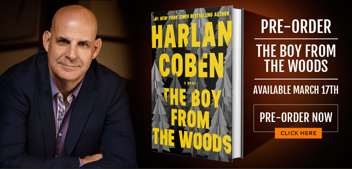 Harlan Coben The Boy From The Woods